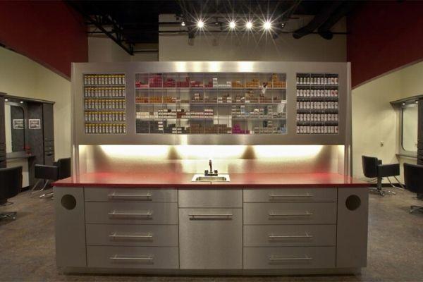 Urban Trends SalonSpa color bar